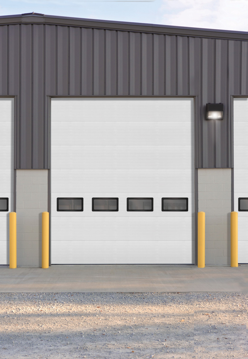 Commercial doors ross door gate for Commercial entry doors